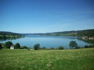 Lac Saint Point dit également Lac de Malbuisson