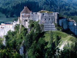 Château de Joux | La Cluse et Mijoux