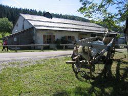 Ecomusée Maison Michaud - Chapelle des Bois