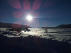 Paysages du Jura en hiver