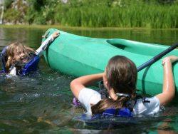 A l'eau ! Canoë-Kayak sur le Lac Saint Point | Base Nautique Le Vézenay | Malbuisson