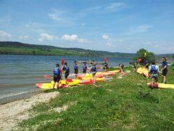 Canoë-Kayak sur le Lac Saint Point | Base Nautique Le Vézenay | Malbuisson