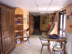 Hall d'accueil | Auberge Montagnarde