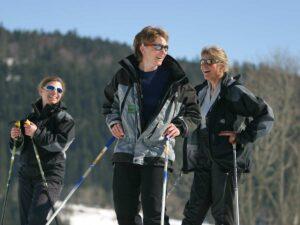 Monitrices Ski de fond