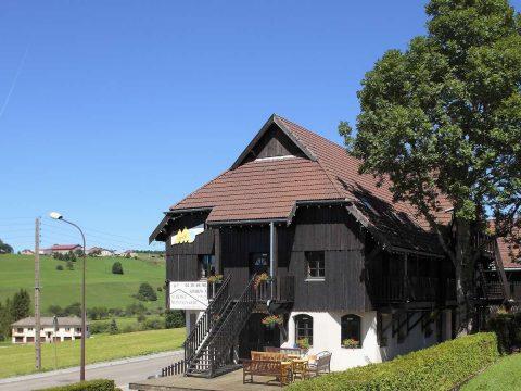 Auberge Montagnarde | Les Longevilles Mont d'Or
