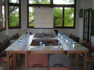 Salle de Travail | Le Logis d'En-Haut
