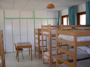 Espace dortoirs | Le Petit Logis d'En-Haut