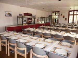 Salle de restauration | Le Logis d'En-Haut
