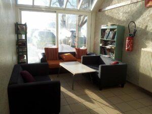 Espace Bibliothèque | Grand Gîte Le Loutelet
