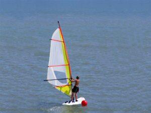 Planche à Voile | Base nautique Le Vézenay | Malbuisson
