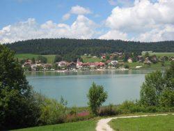 Lac Saint Point | Malbuisson