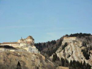 Château de Joux et Fort Malher