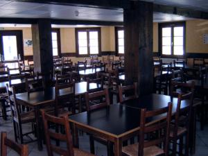 Salle de restauration | Auberge Montagnarde